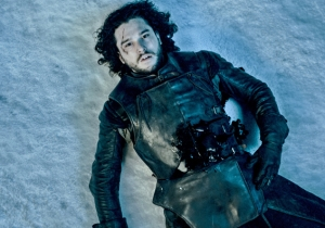Stop Everything Because Kit Harington Thinks Hollywood Is Sexist Against Men, Too