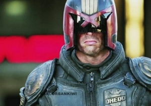 Karl Urban Claims 'Dredd 2' Is In Development, Bless His Heart