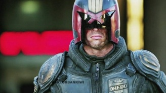 Karl Urban Claims 'Dredd 2' Is In Development, Bless His Heart
