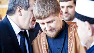 Chechen Leader Ramzan Kadyrov Turns To Instagram For Help Finding His Lost Cat