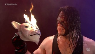 WWE Fire Monster Kane Is Seriously Considering A Tennessee Mayoral Run