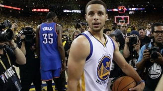Steph Curry Believes Kevin Durant And The Warriors Can Handle The Hate From NBA Fans