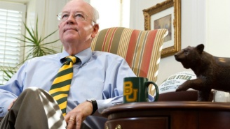 Baylor University President Kenneth Starr Has Reportedly Been Ousted Due To A Sexual Assault Scandal