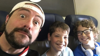 It Looks Like Kevin Smith And Southwest Airlines Have Patched Things Up
