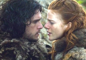 Kit Harington Talks How His 'Game Of Thrones' Romance Transitioned Easily Into Real Life
