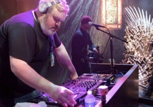 The Real-Life Hodor's DJ Career Is Getting A Huge Boost After Last Week's 'Game Of Thrones'