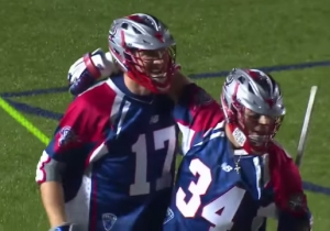 This 80-Yard Buzzer-Beating Goal Is The Only Lacrosse Highlight You Ever Need To See