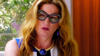 Here's what happens when you let Ana Gasteyer go off the rails