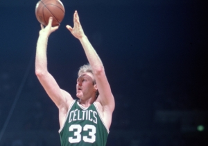 Larry Bird Wishes He Would've Done More To Prolong His Career