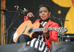 Lauryn Hill Clears Up 'New' Tax Bill Rumors