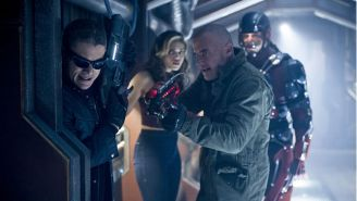 Let's Talk Thursday's Geeky TV: 'Legends Of Tomorrow' Gets Hijacked