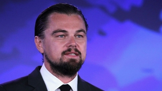 Leonardo DiCaprio Raked Over The Coals For Taking Private Jet To Accept Environmental Award