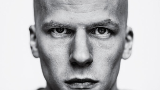 Jesse Eisenberg reveals his status for 'Justice League'