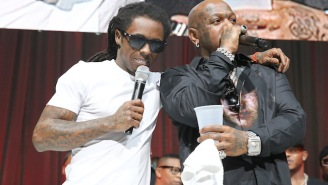 Broken Promises Are Why Lil Wayne Is Back To Yelling 'F*ck Cash Money!'