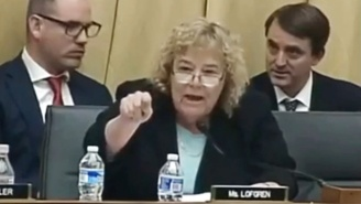 Watch This Congresswoman Shut Down A Transphobic Woman In The Best Way Possible
