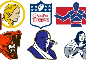 Every NFL Logo As A 'Game Of Thrones' Character