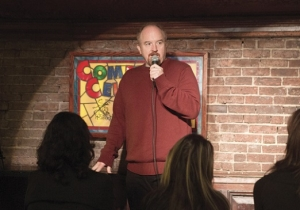Louis C.K. Finally Explains Why He Isn't Doing 'Louie' Anymore