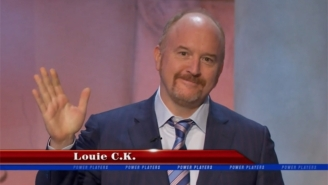 Louis C.K. Proves That Funny Guys Finish First With An Epic 'Jeopardy!' Win