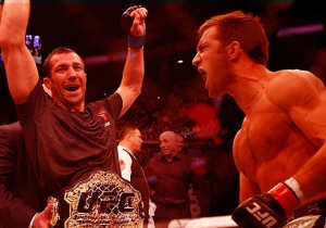 Luke Rockhold Says He's Going To Pull Off Some 'Ninja Sh*t' On Michael Bisping