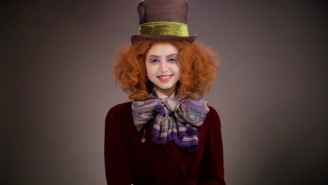 This Incredible 'Alice In Wonderland' Transformation Will Give You A Taste Of Make Up Magic