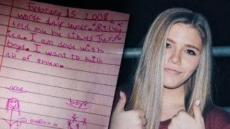 This Girl's Super Shady Diary From When She Was 7 Is The Greatest Story Of Them All