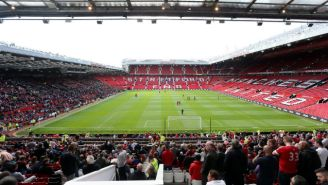 A Suspicious Package At Old Trafford Prematurely Ended Sunday's Manchester United Match