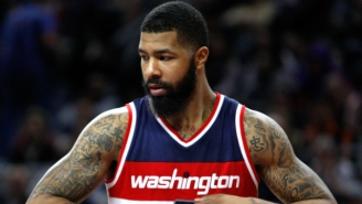 Markieff Morris Was Briefly Detained At The Philadelphia Airport For 'Suspected Marijuana'