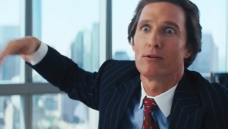 This Supercut Proves Matthew McConaughey Is A Grunting Super Actor