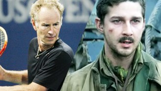 Shia LaBeouf Signs On To Play The Angriest Man In Tennis