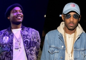 Meek Mill And Fabolous Team Up For Their Very Own 'All The Way Up' Remix