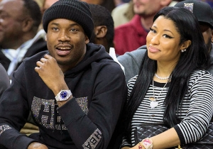 Meek Mill Knows Nicki Minaj Is The Woman Of Every Man's Dreams