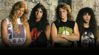 Former Megadeth Drummer Nick Menza Has Passed At Age 51