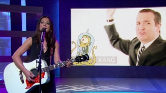 Michelle Branch Updated 'Goodbye To You' For Ted Cruz