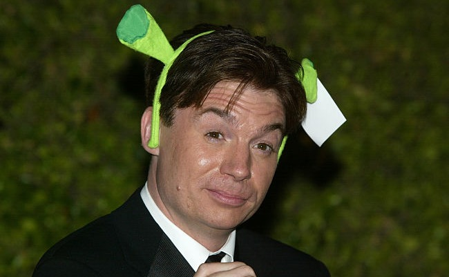 mike myers shrek