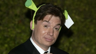 Mike Myers Is Returning To Acting In The Margot Robbie-Starring 'Terminal'