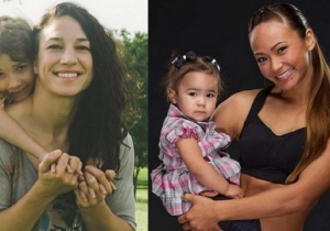 My Mom's Awesome: Twelve Examples Of Great MMA Moms In And Out Of The Octagon