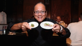 Watch 'Iron Chef' Masaharu Morimoto Share His Passion For Life And Sushi With The World