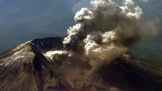 Climb Out Of The Bunker — Mount St. Helens Isn't Erupting Again