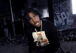 Mozzy Keeps Up His Frenetic Pace With A New Video For 'Finding Myself'