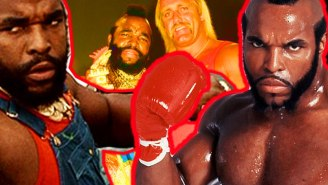 Teachin' Fools Some Basic Rules: Mr. T Reflects On A Lifetime Of Memories, From WWE To Muhammad Ali