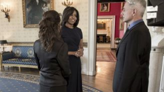 What's On Tonight: Michelle Obama Guest Stars On 'NCIS' And 'Person Of Interest' Returns For Its Final Season
