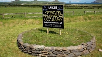 Some Locals In The South Of Ireland Are Annoyed By The 'Star Wars' Filming Craziness