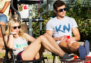 Five Guys Do Feminism: Good Intentions Vs. Commercial Realities In 'Neighbors 2'