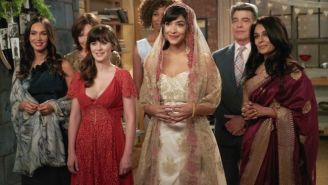 What's On Tonight:  The 'New Girl' Wedding And Chelsea Handler's New Netflix Show