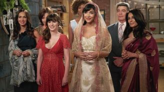 Review: 'New Girl' ends a funny season on Schmidt and Cece's wedding day