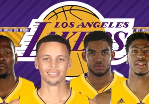 The Lakers Will Be Made Great Again In The Year 2018 While America Crumbles Below