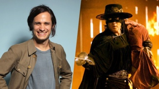 Gael García Bernal Is The New Masked Man In The Futuristic Zorro Reboot 'Z'