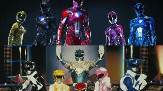 New Power Rangers Costumes Feature Boob Armor. Because of Course.