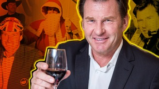 Renaissance Man Nick Faldo Is Just Trying To Keep The 'Bullsh*t' To A Minimum