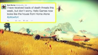 The Delay Of 'No Man's Sky' Resulted In Death Threats For The Creator